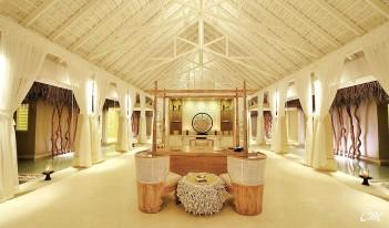 Ayada Maldives AySpa Interior View