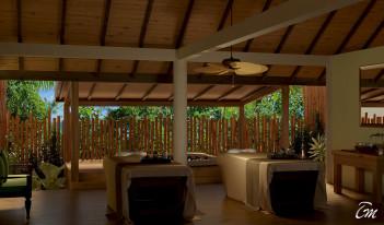 Cinnamon Hakuraa Huraa Maldives - Spa