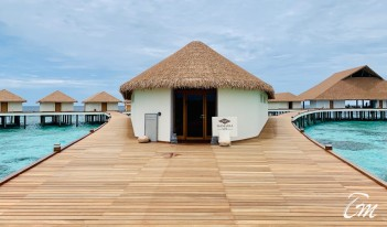 Mandara Spa at Velifushi - Exterior