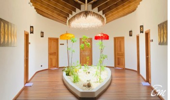 Mandara Spa at Velifushi - Interior