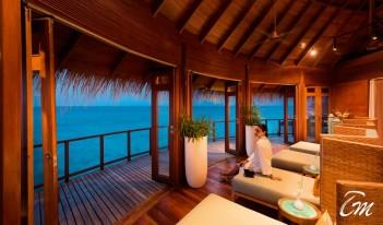 Constance Halaveli Maldives U Spa