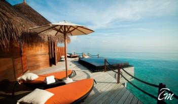 Constance Halaveli Maldives U Spa Exterior