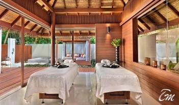 Luxury Spa - The vidhun - Park hyatt Hadahaa Maldives