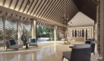Radisson Blu Resort Maldives - Spa Reception