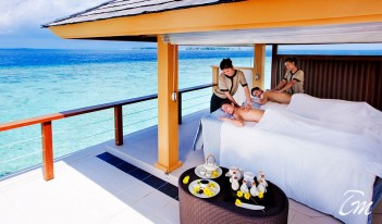 Angsana Velavaru Maldives Spa