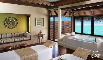 Taj Exotica Resort and Spa Maldives - Ove water Jiva Spa