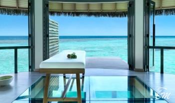 Merana Spa Treatment Room - Vakkaru Maldives