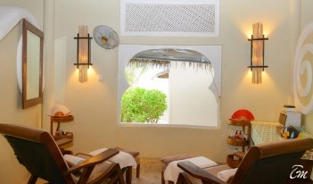 Adaaran Select Hudhuranfushi MALDIVES SPA Interior