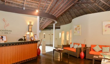 Adaaran Select Hudhuranfushi MALDIVES SPA Reception