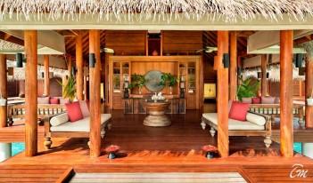 Anantara Dhigu Maldives Resort  - Anantara Spa Reception