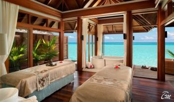 Anantara Dhigu Maldives Resort  - Anantara Spa Treatment Room