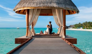 Anantara Dhigu Maldives Resort  - Anantara Spa Treatment
