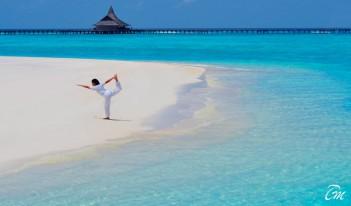 Anantara Dhigu Maldives Resort  Yoga