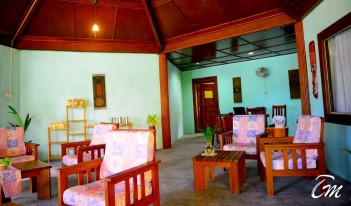Aavun Spa at Biyadhoo Island Resort Interior
