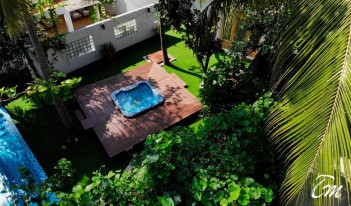 The Cube Spa  At Cocoon Maldives - Garden