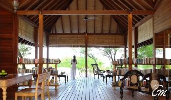 COMO Shambhala Retreat Reception