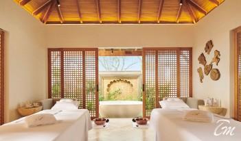Willow Stream Spa Interior - Fairmont Maldives - Sirru Fen Fushi