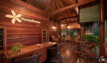 Fihalhohi Island Resort Maldives Huvandhumaa Spa Exterior