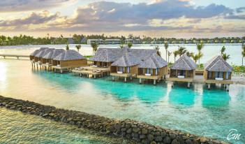 Kuda Villingli Resort Maldives Spa Exterior