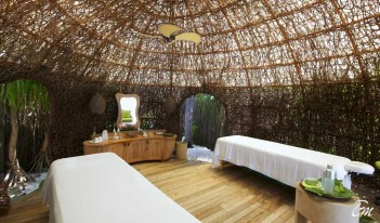 SIX SENSES SPA Interior