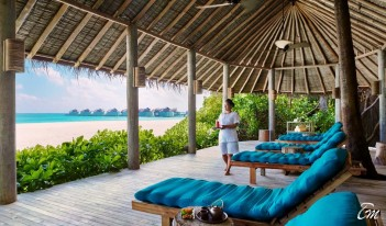 SIX SENSES SPA Lounge