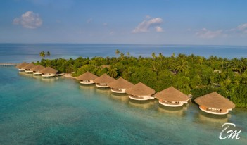 The Residence Maldives Dhigurah - The Spa by Clarins