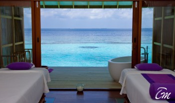 Vakarufalhi Maldives - Duniye Spa Interior