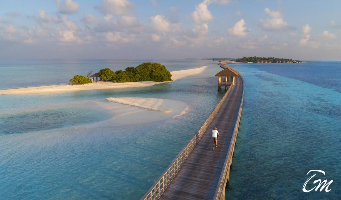The Residence Maldives Dhigurah Water Villa Jetty