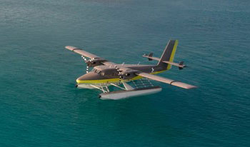 40 Minutes Transfer by Seaplane to Cheval Blanc