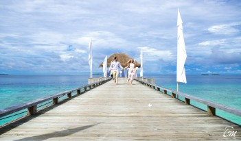 Amilla Fushi Resort and Residences Maldives - AMILLA NIKA WEDDING