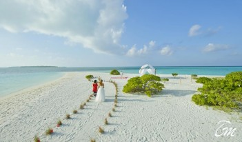 Holiday Island Resort And Spa Maldives - Beach Wedding Venue