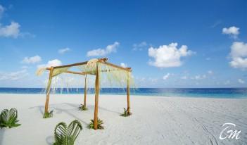 Outrigger Konotta Maldives Resort - Wedding