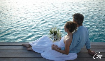Shangri-Las Villingili Resort and Spa, Maldives - Wedding On Overwater